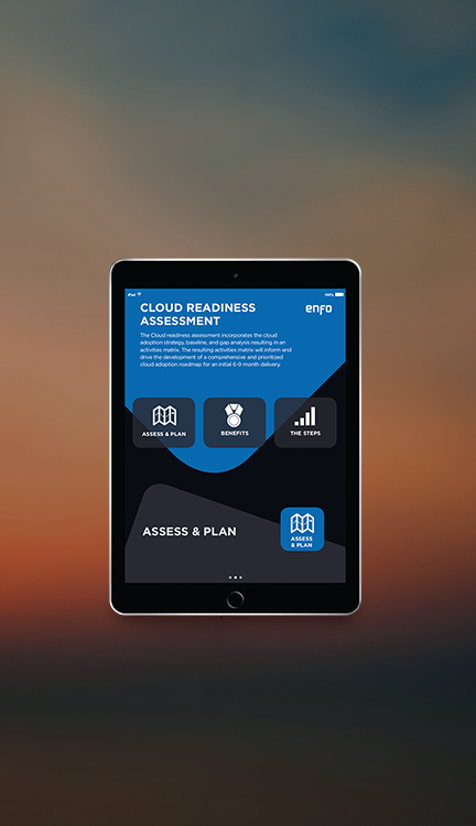 iPad Landningssida_ Readiness