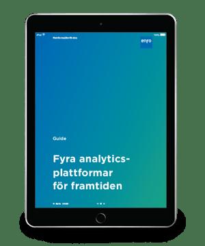 Fyra_Analyticsplattformar